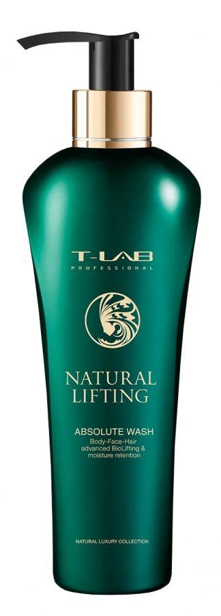 Купить T-Lab Professional Гель для душа увлажняющий Absolute, 300 мл (T-Lab Professional, Natural Lifting), Литва