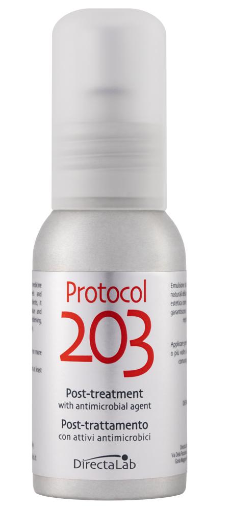 DirectaLab Протокол 203 Пост-процедурная эмульсия для кожи лица, 50 мл (DirectaLab, Специальные средства)