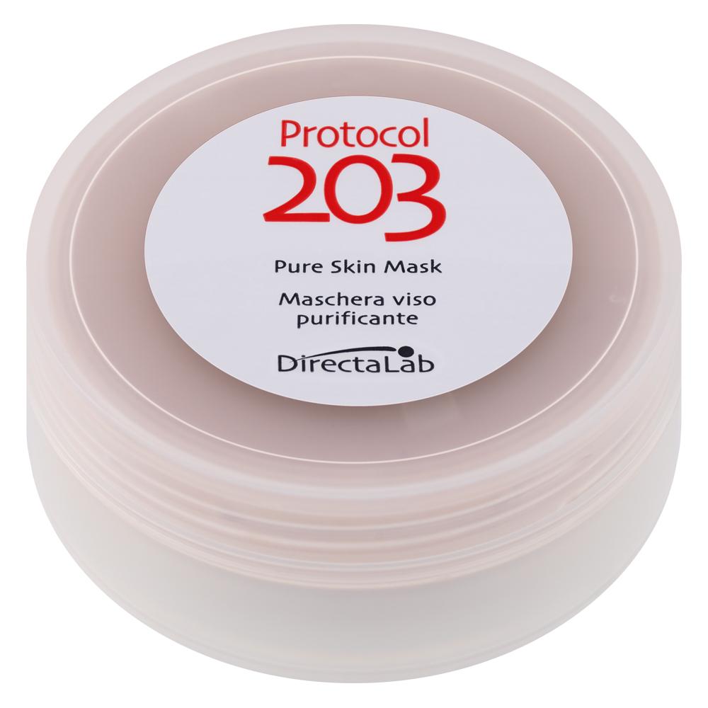 Купить DirectaLab Маска «Чистая кожа» для глубокого очищения, 100 мл (DirectaLab, Очищение)