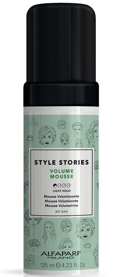 Купить ALFAPARF MILANO Мусс для волос легкой фиксации Volume Mousse, 125 мл (ALFAPARF MILANO, Стайлинг)