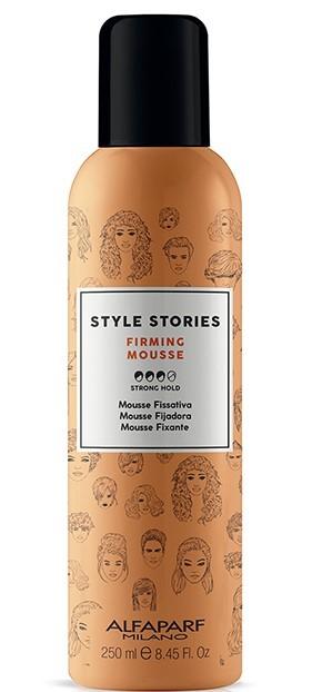 ALFAPARF MILANO Мусс для волос сильной фиксации Firming Mousse, 250 мл (ALFAPARF MILANO, Стайлинг)  - Купить