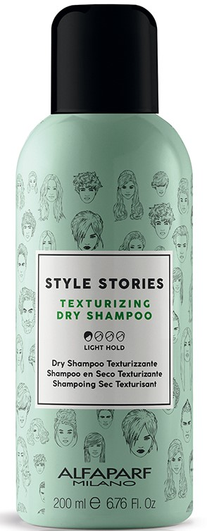 Купить ALFAPARF MILANO Текстурирующий сухой шампунь Texturizing Dry shampoo, 200 мл (ALFAPARF MILANO, Стайлинг)