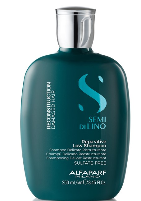 Купить ALFAPARF MILANO Шампунь для поврежденных волос Reparative Low Shampoo, 250 мл (ALFAPARF MILANO, Уход)