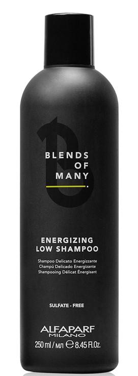 Купить ALFAPARF MILANO Деликатный энергетический шампунь Energizing Low Shampoo, 250 мл (ALFAPARF MILANO, Man)