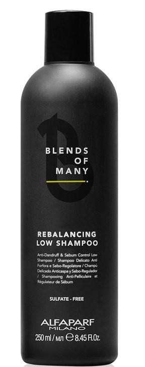 Купить ALFAPARF MILANO Деликатный балансирующий шампунь Rebalancing Low Shampoo, 250 мл (ALFAPARF MILANO, Man)