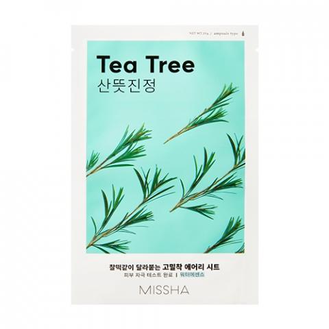 Купить Missha Тканевая маска для лица Tea Tree (Missha, Уход за лицом), Южная Корея