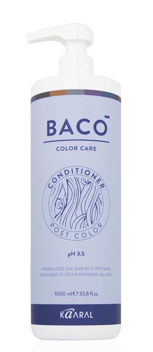 Купить Kaaral Кондиционер-стабилизатор цвета для волос pH 3.5, 1000 мл (Kaaral, Color Care), Италия