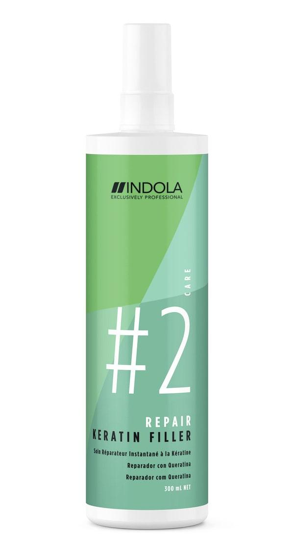 Купить Indola Восстанавливающий кератиновый филлер, 300 мл (Indola, Repair), Германия