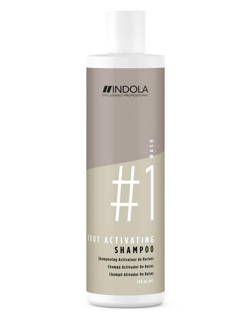 Купить Indola Шампунь для роста волос, 300 мл (Indola, Indola Очищение), Германия