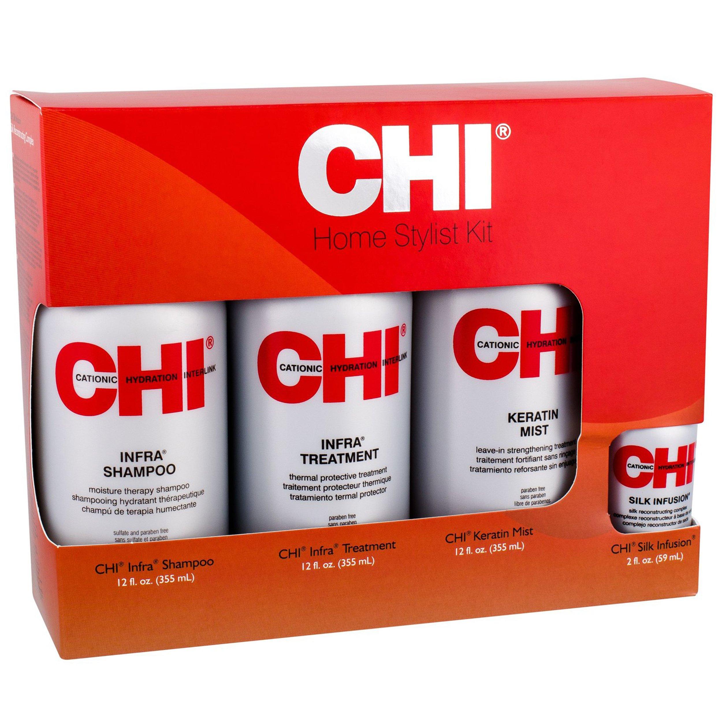 Купить Chi Подарочный набор Домашний уход (Chi, Infra), США