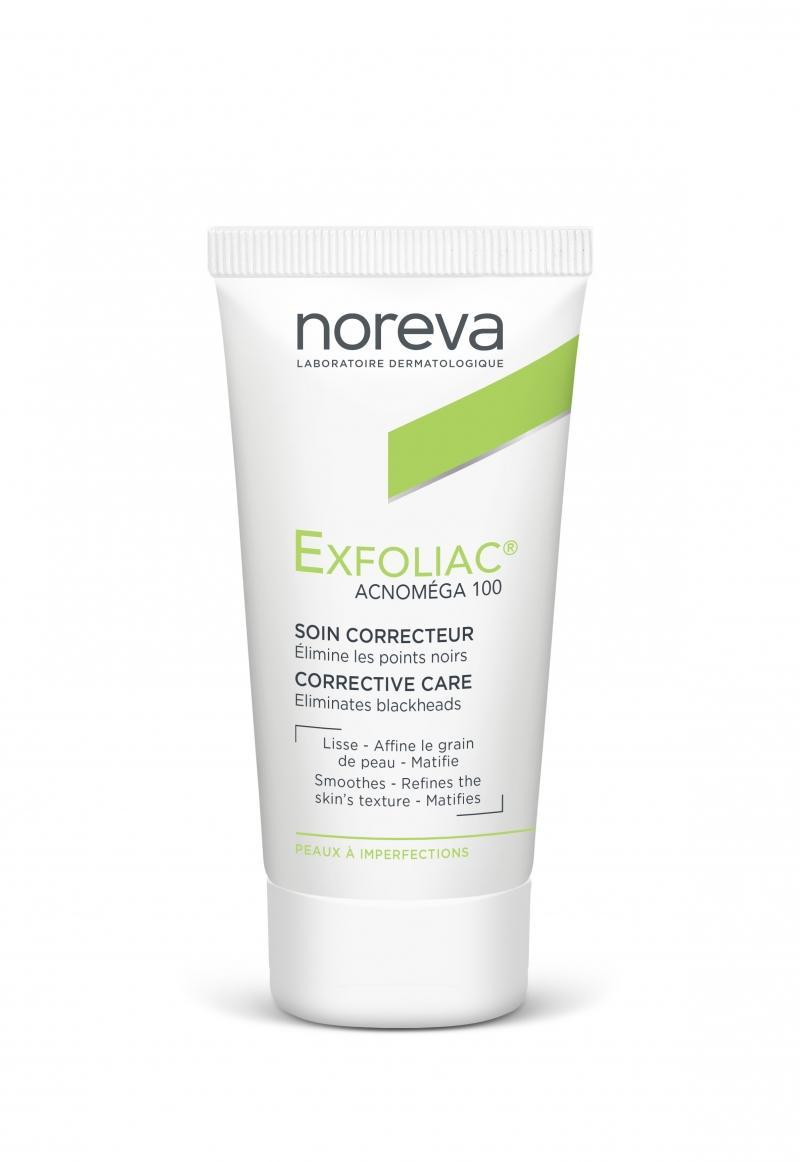 Noreva Эксфолиак Акномега 100 крем для жирной, комбинированной кожи 30 мл (Noreva, Exfoliac) фото