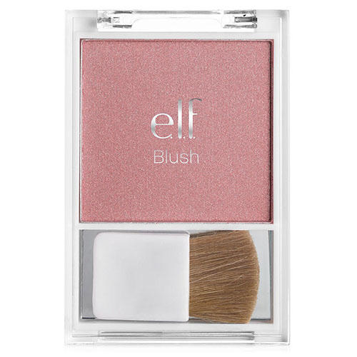 Румяна для лица Blush With Brush, 6 г (Elf, Powder) 1pc makeup brushes foundation eyebrow powder blush brush eyeshadow face mask lip beauty brush for eyelashes pincel maquiagem