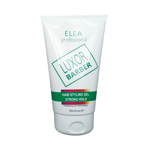 ELEA PROFESSIONAL Гель для волос сильной фиксации 150 мл (ELEA PROFESSIONAL, Luxor Barber)