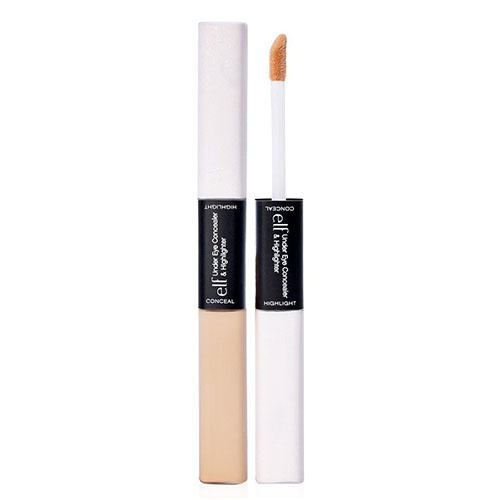 Консилер для глаз Eye Concealer Highlighter, 12 мл (Elf, Corrector) nyx professional makeup консилер для лица concealer jar deep golden 075