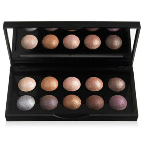 Палетка теней Studio Baked Eyeshadow Palette California, тон 85132, 1 шт (Elf, Eyebrows) elf studio baked eyeshadow palette california палетка теней тон 85132