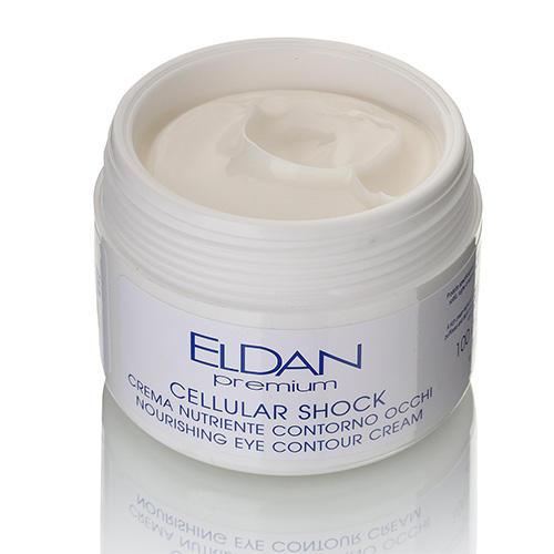 Eldan Крем для глазного контура Premium cellular shock 100 мл (Серия Cellular Shock)