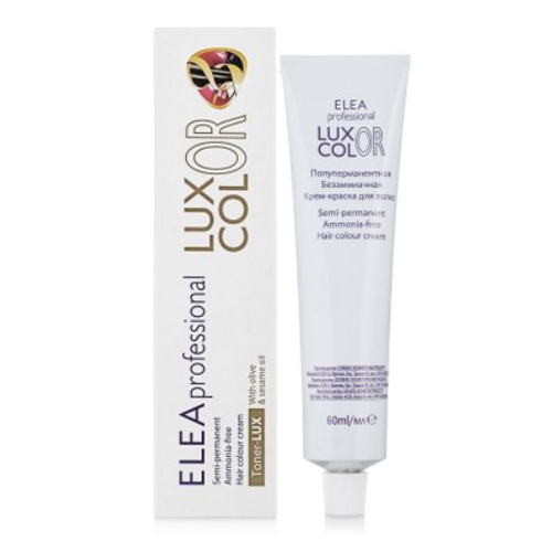 ELEA PROFESSIONAL Полуперманентная безаммиачная крем-краска для волос