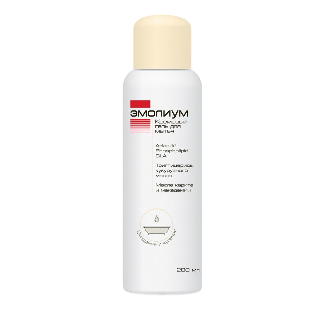 Купить Emolium Кремовый гель для мытья Эмолиум 200 мл (Emolium, Special), Польша