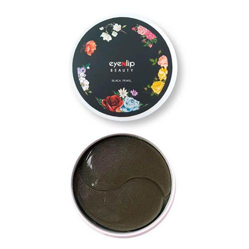 EYENLIP Патчи для глаз гидрогелевые с черным жемчугом Black Pearl Eye Patch, 60 шт (EYENLIP, Для лица)