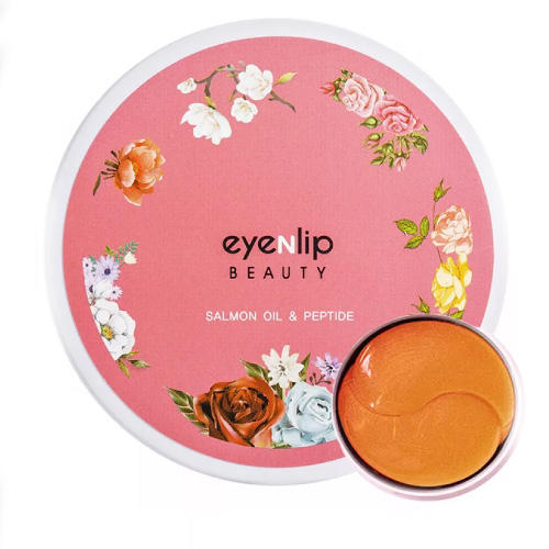 Купить EYENLIP Патчи для глаз гидрогелевые с лососевым маслом и пептидами Salmon Oil&Peptide Hydrogel Eye Patch, 60 шт (EYENLIP, Для лица), https://www.pharmacosmetica.ru/files/pharmacosmetica/reg_images/enl8.jpg