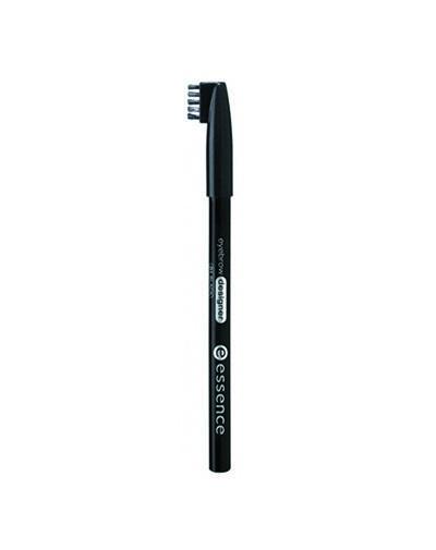 Essence Карандаш для бровей,  черный, тон 01 (Essence)