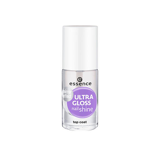 Верхнее покрытие для ногтей с блеском Ultra gloss nail shine (Essence, Ногти) легинсы merri merini 9 10 лет aubergine mm 19a