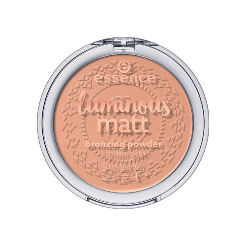Компактная пудра luminous matt bronzing powder (Лицо) от Pharmacosmetica