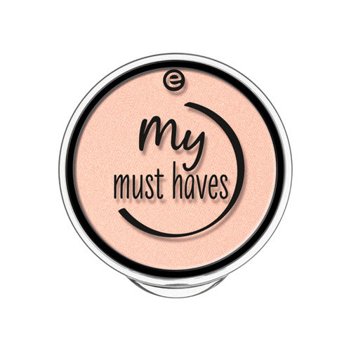Хайлайтер My Must Haves Highlighter Powder (Essence, Лицо) essence my must haves fixing powder пудра компактная тон 01
