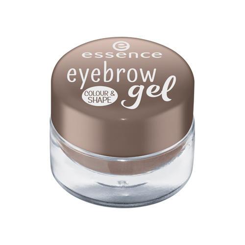 Гель для бровей цвет и форма для блондинок eyebrow gel colour shape (Essence, Глаза)