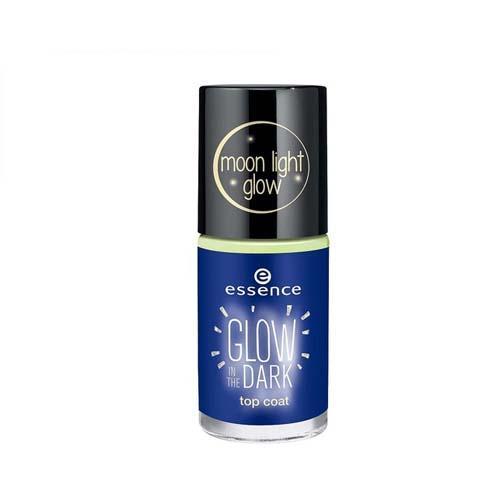Верхнее покрытие светящееся в темноте Glow in the dark top coat (Essence, Ногти) цена