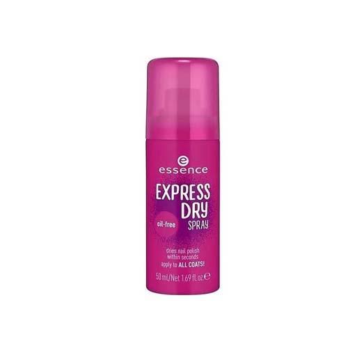Экспресс спрейсушка лака для ногтей Express dry spray 50 мл (Essence, Ногти)