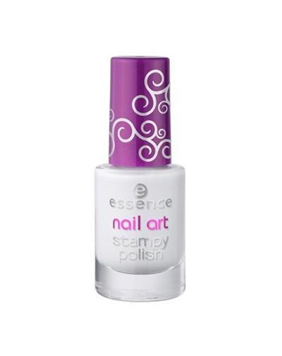 Лак для стэмпинга на ногтях, белый, тон 01 (, Essence) essence es6321me 151