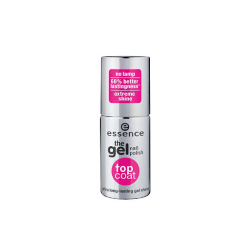 Лак для ногтей The Gel верхнее покрытие Top coat (Essence, Ногти) essence the gel top coat верхнее покрытие