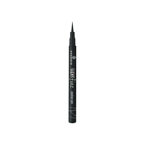 Подводка для глаз, 01 super fine eyeliner pen (Essence, Глаза) подводка для глаз черная essence глаза