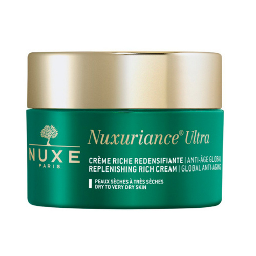 Nuxe Насыщенный укрепляющий антивозрастной крем для лица Nuxuriance Ultra 50 мл (Nuxe, Nuxuriance Ultra) крем nuxe nirvanesque enrichie