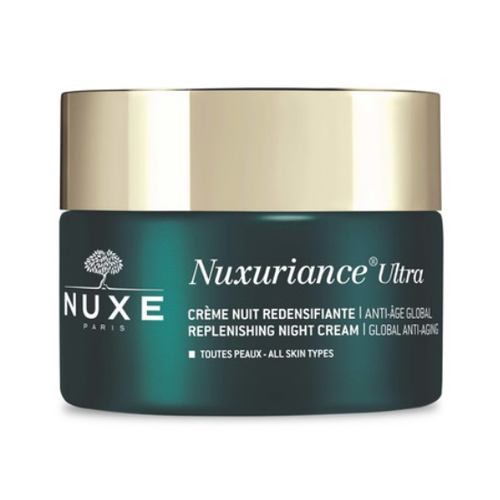 Nuxe Ночной укрепляющий антивозрастной крем для лица Nuxuriance Ultra 50 мл (Nuxe, Nuxuriance Ultra) крем nuxe nirvanesque enrichie
