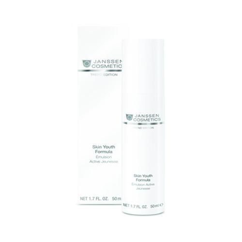 Janssen Ревитализирующая эмульсия Skin Youth Formula, 50 мл (Trend Edition)