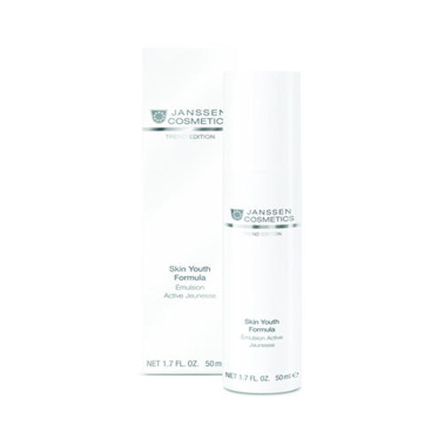 Ревитализирующая эмульсия Skin Youth Formula, 50 мл (Janssen, Trend Edition) janssen 50 trend edition