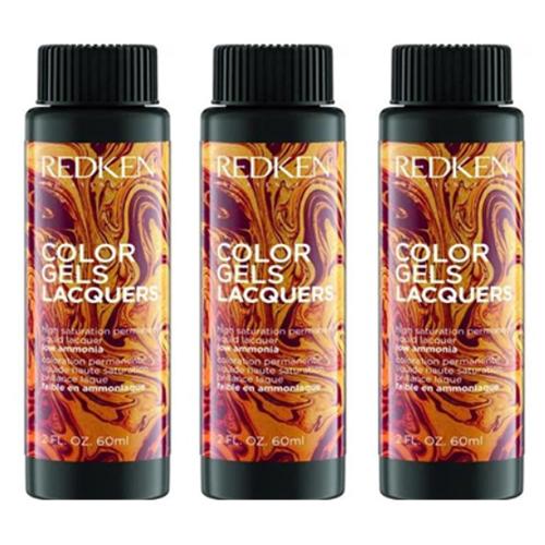 Redken Краска-лак для волос Колор Гель, 3*60 мл (Redken, Окрашивание) фото