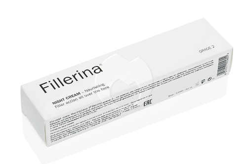 Ночной Крем 2 уровень 50 мл (Fillerina, Step2) цена