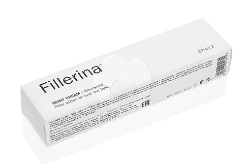 Fillerina Ночной Крем 3 уровень 50 мл (Step3)