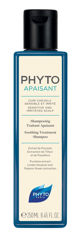 Фитоапезан Шампунь оздоравливающий успокаивающий 250 мл (Phyto, Шампуни) бессульфатные шампуни