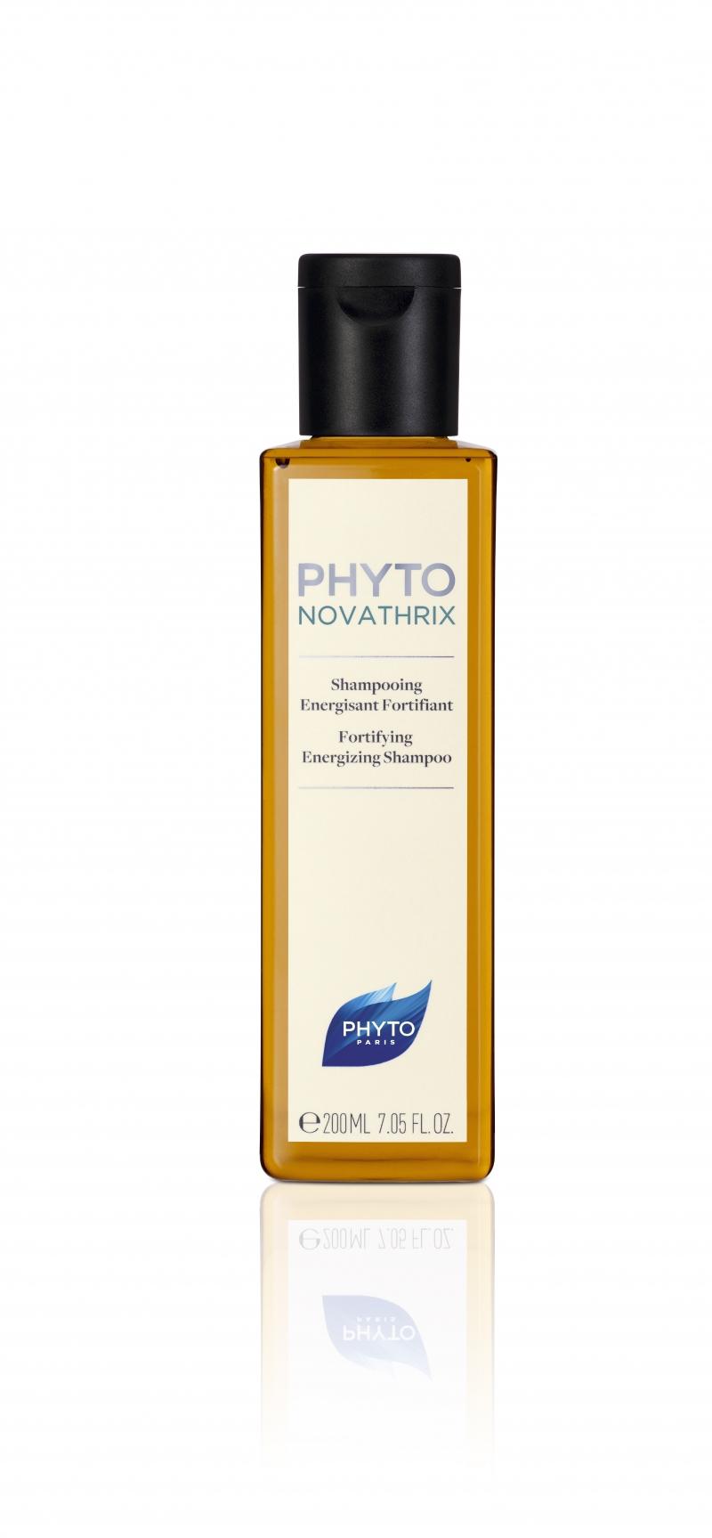 Phyto Фитоноватрикс Тонизирующий укрепляющий шампунь 200 мл (Phyto, Средства против выпадения волос) средства против беременности