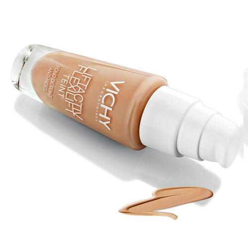 Купить со скидкой Vichy Крем тональный против морщин для всех типов кожи Лифтактив Флексилифт. Тон 25 телесный 30 мл (