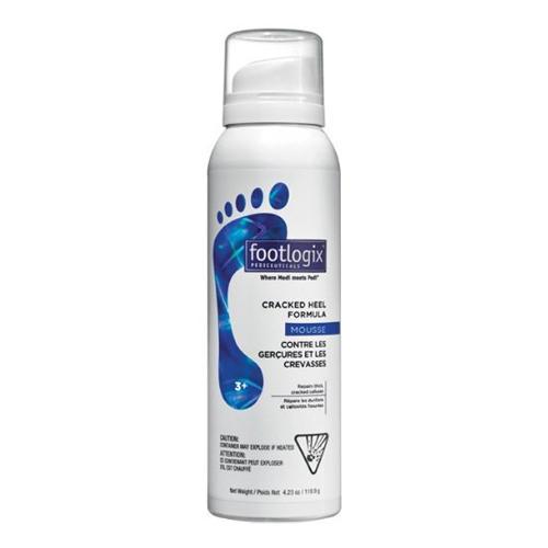 Мусс очищающий для кожи между пальцев ног 119 мл (Footlogix, )