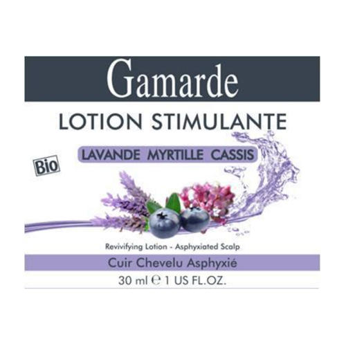 Gamarde Стимулирующий лосьон для волос, 6 ампул х 5 мл (Hair care)