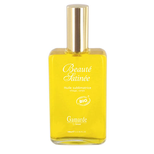 Gamarde Сухое масло Уход-шелк для лица, тела и волос 100 мл (Beaute)