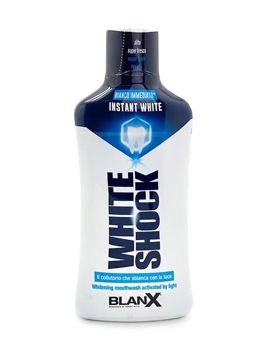 Blanx Ополаскиватель для полости рта мгновенное отбеливание 500 мл (Blanx, Специальный уход Blanx)