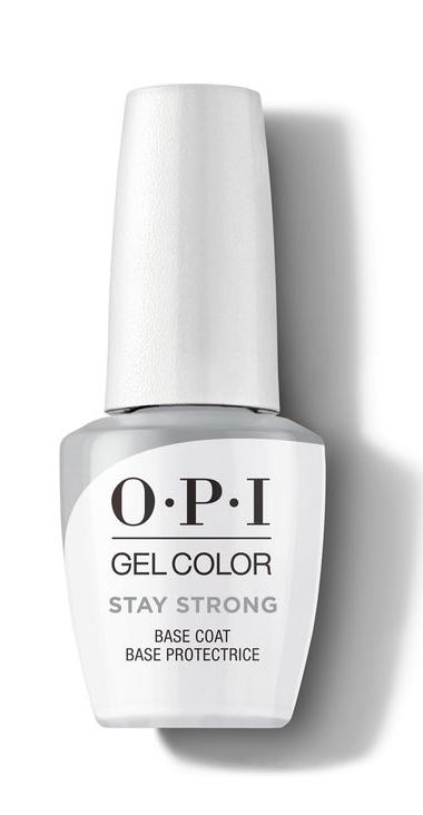 Купить O.P.I Укрепляющая база гель для ногтей, 15 мл (O.P.I, Gel Color), США