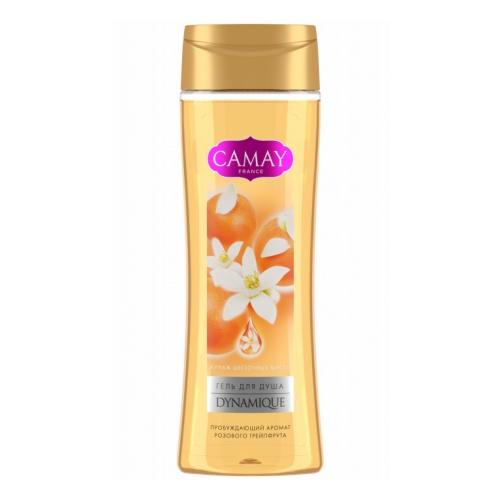 CAMAY Гель для душа Динамик 250 мл (CAMAY, Свежие ароматы)